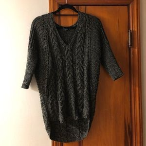 Thick knit Express sweater